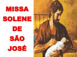 Solenidade São José – Ano A – 19.03.2015 com