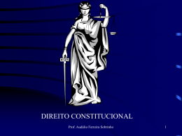 a. FORMAS DE ESTADO - professor audálio ferreira