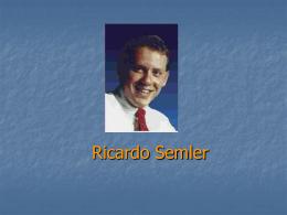 Ricardo Semler - MGerhardt Consultorias