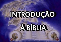 a bíblia... quantos livros tem a bíblia?