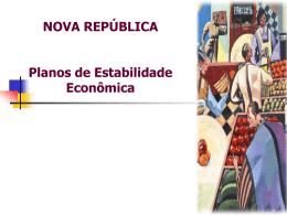 Nova República - Professor Francisco Salles Marques