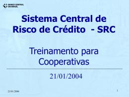 Nova Centra de Risco de Crédito