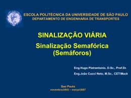 Semáforos - Universidade de São Paulo