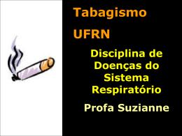 Tabagismo Disciplina de Pneumologia