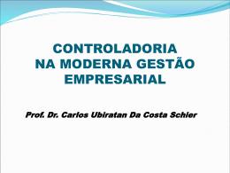 MÓDULO CONTROLADORIA - CRC-MS