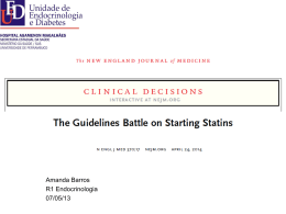 GuidelinesBattle-JC_NEJM-2014 - Blog UED-HAM