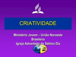 CRIATIVIDADE - jovensunob.org