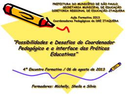 Análise da Provinha Brasil