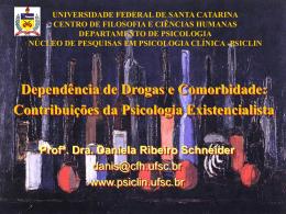 Dependência de Drogas e Comorbidade - PsiClin