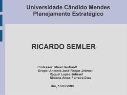 PPT_Ricardo Semler - MGerhardt Consultorias