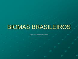 Biomas - Marista Centro