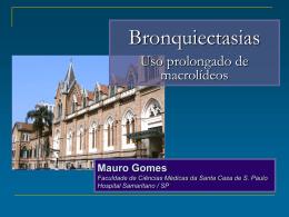 Bronquiectasias