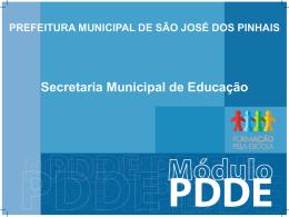 Reunião - Prefeitura de São José dos Pinhais