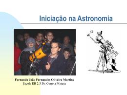 Iniciação na Astronomia