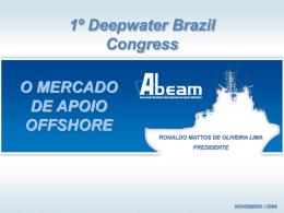 1st Deepwater Brasil Congress
