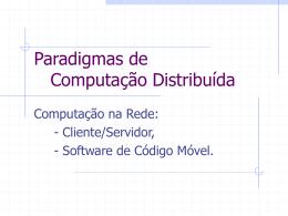 Software de Código Móvel