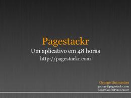 Pagestackr - s3.amazonaws.com