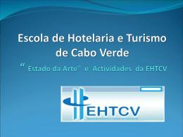 Escola de Hotelaria e Turismo de Cabo Verde