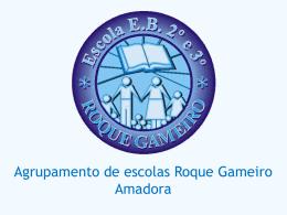Agrupamento de escolas Roque Gameiro Amadora