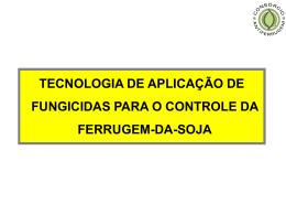 CAF_TA - Ferrugem da Soja
