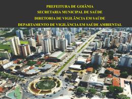 Baixe aqui os slide da Palestra Dengue da Secretaria Municipal de
