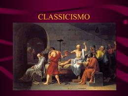 Classicismo - Português na Web