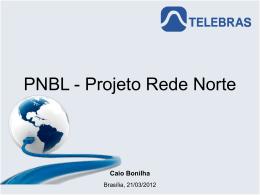 Veja apresentação do presidente da Telebras, Caio