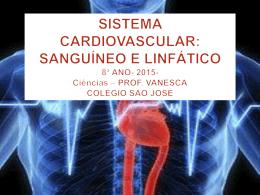Sistema Cardiovascular Sanguíneo e Linfático