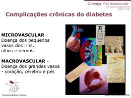 Doença macrovascular