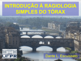 Imagem do Tórax