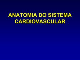 Aula I - Anatomia do Coração