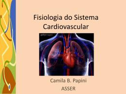 Sistema Cardiovascular 1 e 2 - FTP