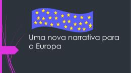 A_nova_Europa_Carolin - Uma Nova Narrativa Para a Europa