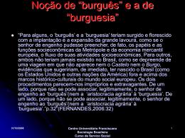 Florestan Fernandes A Revolução Burguesa no Brasil: ensaio de