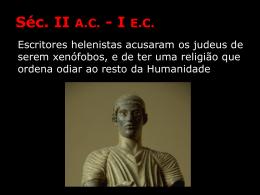 Séc II A.C. - I E.C.