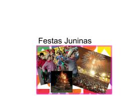 Festas Juninas - Escola Estadual Padre Anchieta