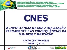 CNES - Sesab