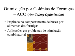 ACO (Ant Colony Optimization)