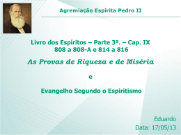 AEPII_LE_808eEV814a816 - Agremiação Espírita Pedro II