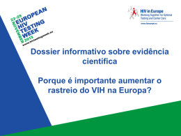 diagnóstico tardio - European HIV