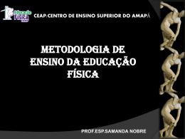 CEAP:CENTRO DE ENSINO SUPERIOR DO AMAPÁ