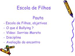 Escola de Filhos