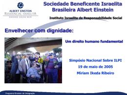 ILPI e responsabilidade social
