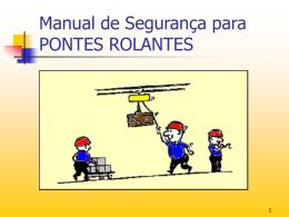 a PONTE ROLANTE - resgatebrasiliavirtual.com.br