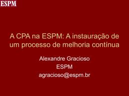 CPA_na_ESPM
