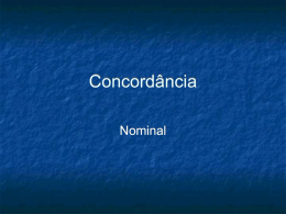 concordancia-nominal