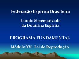 Rot.3_O aborto - ESDE - Federação Espírita Brasileira
