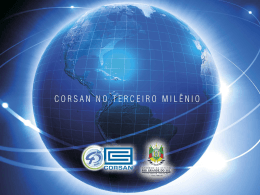 proposta da Corsan - Prefeitura Municipal de Erechim