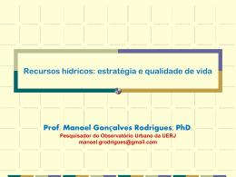 Palestra Manoel Goncalves - ECG / TCE-RJ