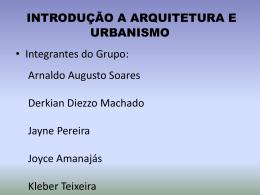 Pioneiro da Arquitetura Modernista no Brasil LÚCIO COSTA